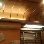 Illuminazione LED, caffè Paris